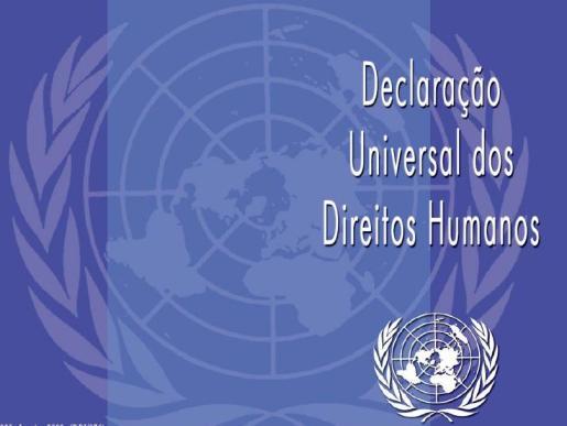 Declaração Universal